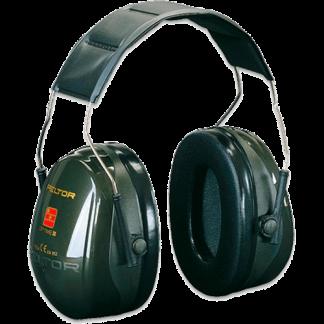3M Peltor Optime II Headband Ear Muffs