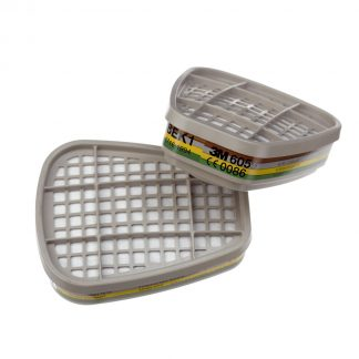 3M 6000 Series 6059 Gas and Vapour Filters (A1)