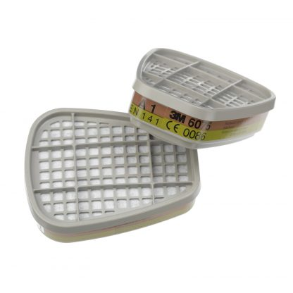 3M 6000 Series 6075 Gas and Vapour Filters (A1+)