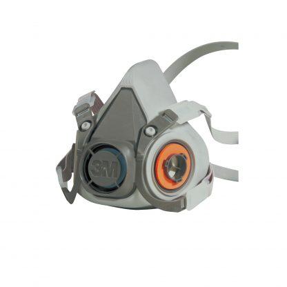 3M 6000 Series Reusable Half Masks Size 6300 (L)