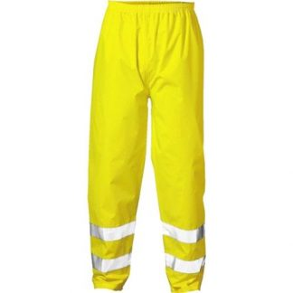 Yellow High Visibility Trousers