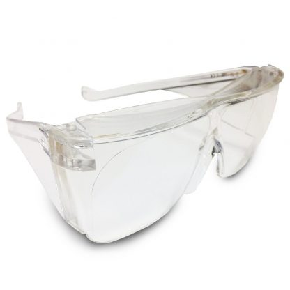 Honeywell Sperian AM5 Armamax Clear Eyeshield / Spectacles