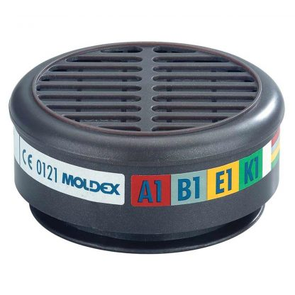 Moldex 8000 Series ABEK1 Gas Filter