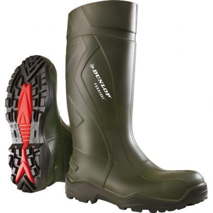 Dunlop Purofort®+ Full Safety Wellington Boots