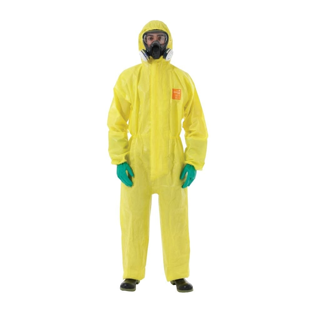 How to choose the right Ansell chemical protection