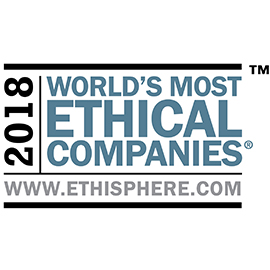 3M - one of the World's Most Ethical Companies