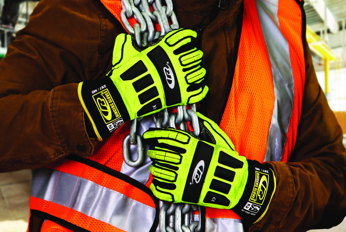 Ansell Ringers Impact & Cut Protection Gloves